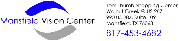 Mansfield Vision Center – 817-453-4682 Logo