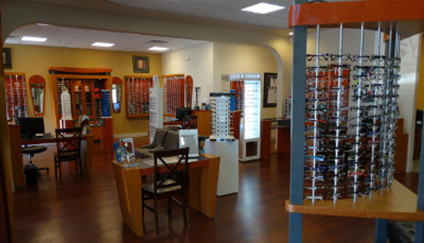 Mansfield Vision Center has the largest selection of frames in the area.