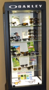 Mansfield Vision Center has the largest selection of Oakley Designer frames in the area.